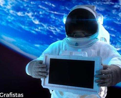 somos todos astronautas